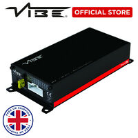VIBE Powerbox65.4m 520W 4 Channel Car Audio Sub Amp Micro Plug & Play Amplifier