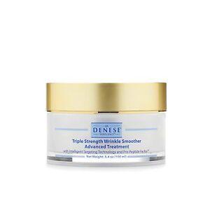 Dr. Denese SkinScience Triple Strength Wrinkle Smoother Advanced Treatment 3.4oz