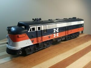 🌜 Marx 2002 New Haven Diesel, Tested, New Bulb, All Org. Steps, VG👍👍