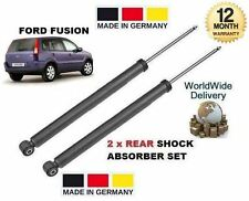 Per FORD FUSION 1.25 1.4 1.6 TDCI 2002 -- & GT 2x Posteriore Sinistra & REAR SHOCK ABSORBER Set