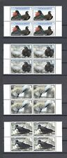 ASCENSION ISLAND 2013 SG 1176/81 MNH Blocks of 4 Cat £52