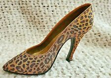 Just the Right Shoe - Leopard Stiletto