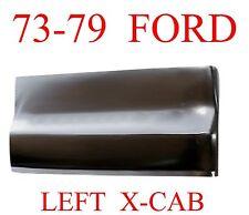 73 79 Ford LEFT EXTENDED Cab Corner, F150, F250, F350, Truck, NIB, 574-55AL