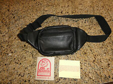 DE SANTIS GUNNY SACK JR. LEATHER Holster, SMALL COMPACT PISTOLS Walther PPS, etc