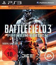 Ps3/Sony PlayStation 3 juego de Battlefield 3 #premium Edition alemán con embalaje original