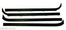 New 4-piece Belt Weatherstrip Kit / FOR 1980-86 FORD F150 F250 F350 TRUCK BRONCO