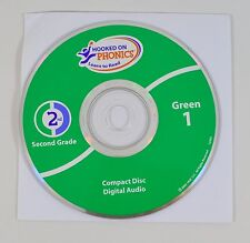 Hooked On Phonics 2nd Grade Green #1 Audio CD, Learn to Read