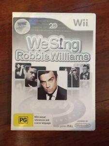 We Sing Robbie Williams - Nintendo Wii