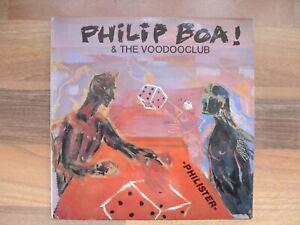 Phillip Boa and The Voodooclub - Philister (Vinyl, LP)