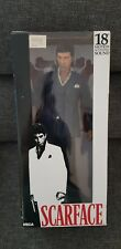 "Scarface Al Pacinos Tony Montana 18"" Neca Motion Activated Sound"
