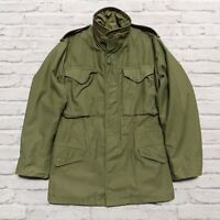 Vintage US Military M-65 Field Jacket Size XS So Sew Styles OG-107