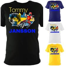 Tommy Jansson Speedway T-Shirt