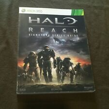 Brady Games Official Strategy Guide Book Signature Series Halo Reach