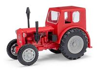 Busch 210006403 Traktor Pionier rot