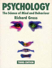 Psychology: The Science of Mind and Behaviour-ExLibrary