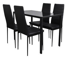 Iron Dining Furniture Sets with 5 Pieces