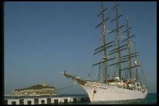 098028 Port Where Goods Went By Sea To Europe Kusadasi Turkey A4 Photo Print