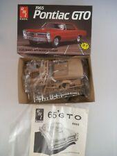 amt Ertl Bausatz 6593 1965 Pontiac GTO 1:25 (4385)
