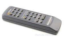 SHARP Stereo System GENUINE Remote Control CD-XP200 CD-XP2200 CD-XP300 CD-XP3300