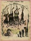 Antique Print-CARICATURE-VILLEMESSANT-DUCHESNE-LOCKROY-DEVIL-CRITICISM-Gill-1868