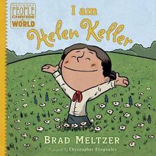 (NEW) I Am Helen Keller by Brad Meltzer Ordinary People Change the World