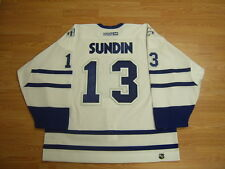 AUTHENTIC PRO CCM MATS SUNDIN 2000-2004 TORONTO MAPLE LEAFS HOME JERSEY