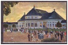 AK München Ausstellungskarte 1908 Postkarte gebraucht