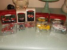 Lot Of Older Hallmark Kidde Car Classic Ornaments - Murray Pieces