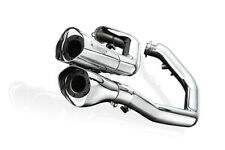 AKRAPOVIC Full Exhaust (Chrome) Harley-Davidson Sportster Models XL883/XL1200