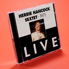 HERBIE HANCOCK SEXTET LIVE NICE 21 JULY 1971 CD