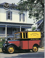 "1931 Stand-Drive Delivery Truck - Model ""A"" News Official Publication 1993"