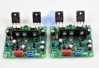2017 LJM - MX50 SE (100w+100w) Power Amp Kit Stero Amplifier Kit DIY