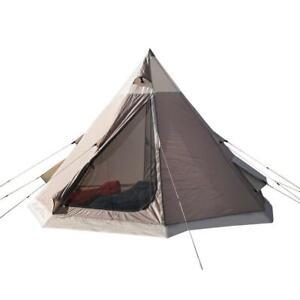 New Eurohike Retro Tepee 2 Person Waterproof Tent