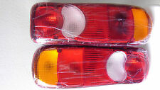 2x Rear Tail Lights Truck fit RENAULT DAF IVECO SCANIA MAN VOLVO MERCEDES E4 NEW