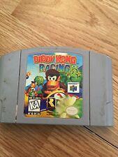 Diddy Kong Racing Nintendo 64 N64 Game Cart Good Works NG1