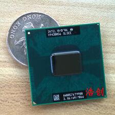 Intel Core 2 Duo T9900 SLGEE 3.06GHz 6M 1066MHz Dual-Core Prozessor Sockel-P CPU