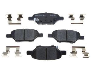 Disc Brake Pad Set-R-Line; Ceramic Rear Raybestos MGD1033CH