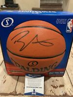 Blake Griffin Autographed/Signed Basketball COA Los Angeles Clippers Pistons
