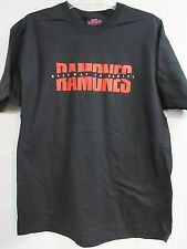 NEW - RAMONES HALFWAY TO SANITY BAND / CONCERT / MUSIC T-SHIRT MEDIUM