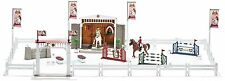 Schleich 42338 Big Horse Show Expanded Tournament Horse Club Play Set Stable