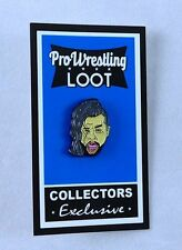 Shinsuke Nakamura Lapel Pin NEW NJPW wwe wwf Exclusive Rare Wrestling Wrestler