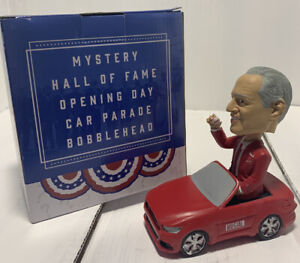 St. Louis Cardinals Red Jacket Stan Musial Car Parade Bobblehead 4/11/21