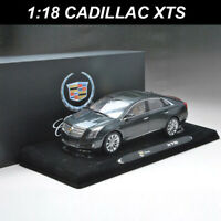 ORIGINAL 1:18 Scale CADILLAC XTS Gray Diecast Car Model Collection New In Box