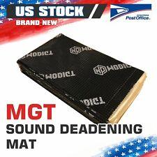 MGT 80 mil 45 sqft Car Sound Deadening Mat Sound Deadener Material insulation