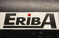 ERIBA STICKERS DECALS X 2 PUCK FAMILIA TRITON TROLL CARAVAN