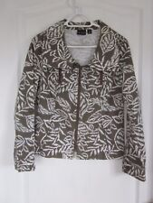 Women's Tribal Jacket - Size 8 EUC
