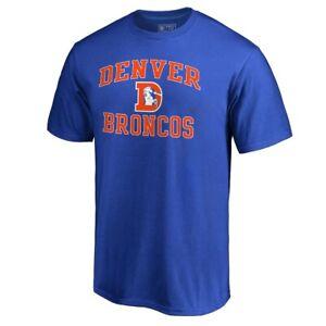 Denver Broncos T Shirt NFL Football Champs 2022 Sport Super Bowl Vintage Men Fan
