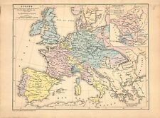 Carte Europe Charles Quint.Charles Quint Chope En Vente Collections Ebay