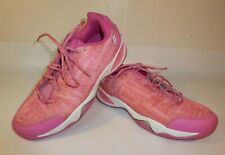 Prince T22 Tennis Shoes Women's Pink Cancer Awareness - Us 9.5