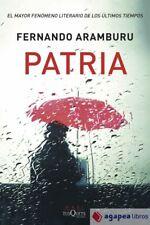 Patria. NUEVO. ENVÍO URGENTE (Librería Agapea)